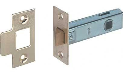 Door Latch Plates