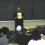 Brown University Political Science Class Guest Lecture