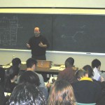 Guest Lecture at Brown University Political Science Class